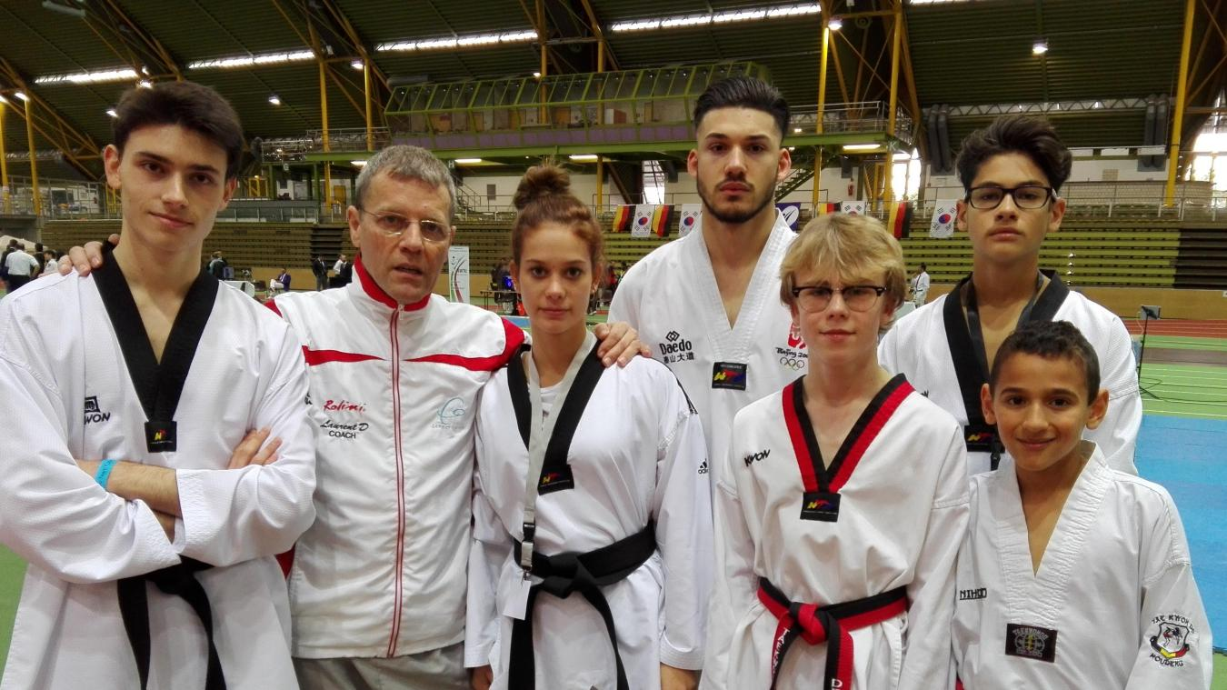 club taekwondo uccle