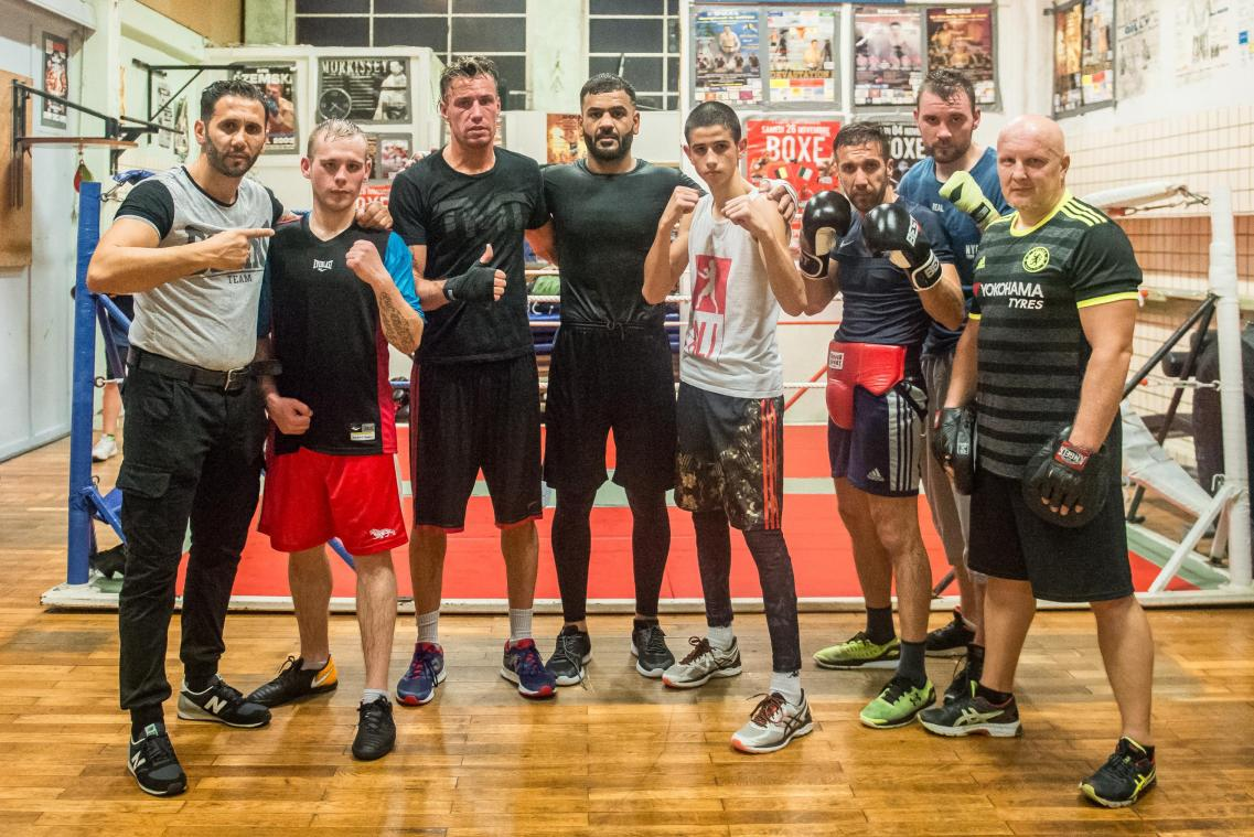 club boxe uccle