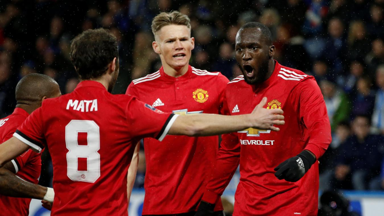 Manchester United résiste, l'AS Rome craque — Ligue des champions