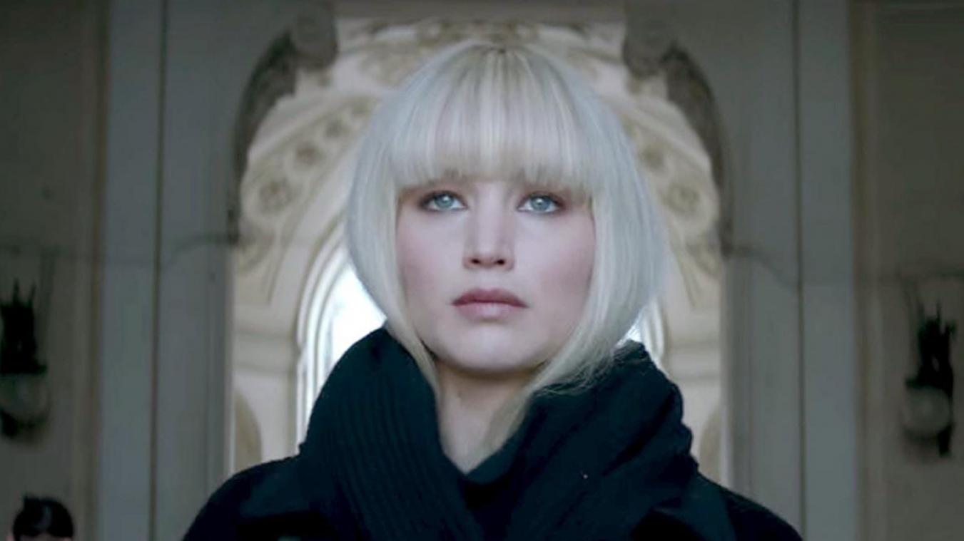 « RED SPARROW » (CINENEWS)