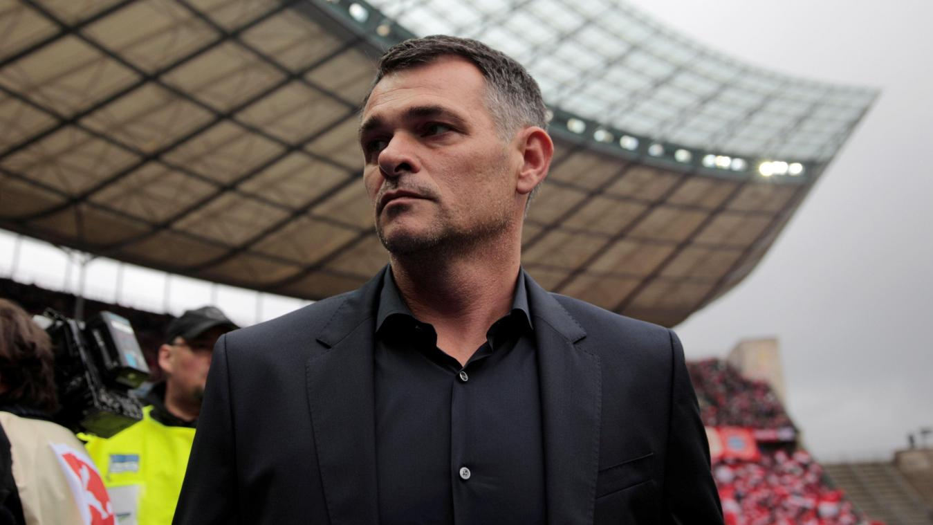 Willy Sagnol à Anderlecht? Marc Coucke ironise