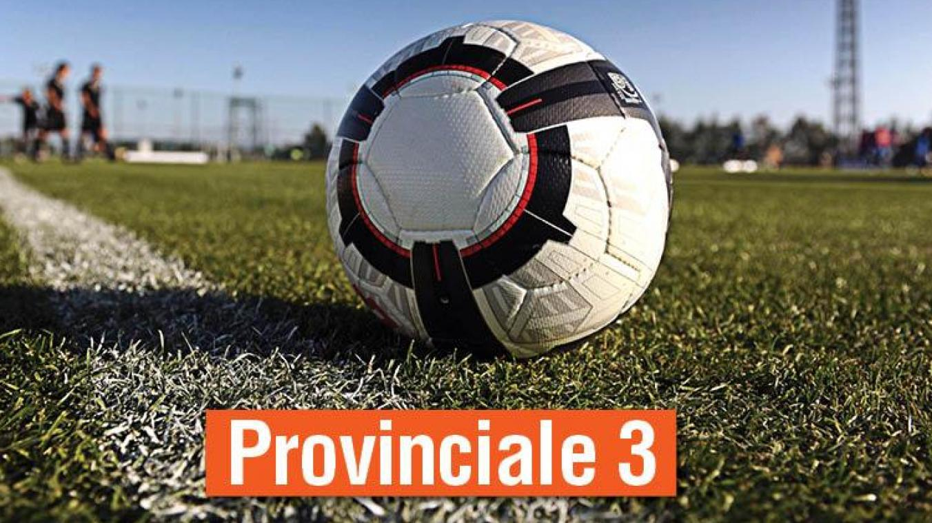 Les matches du week-end en P3B