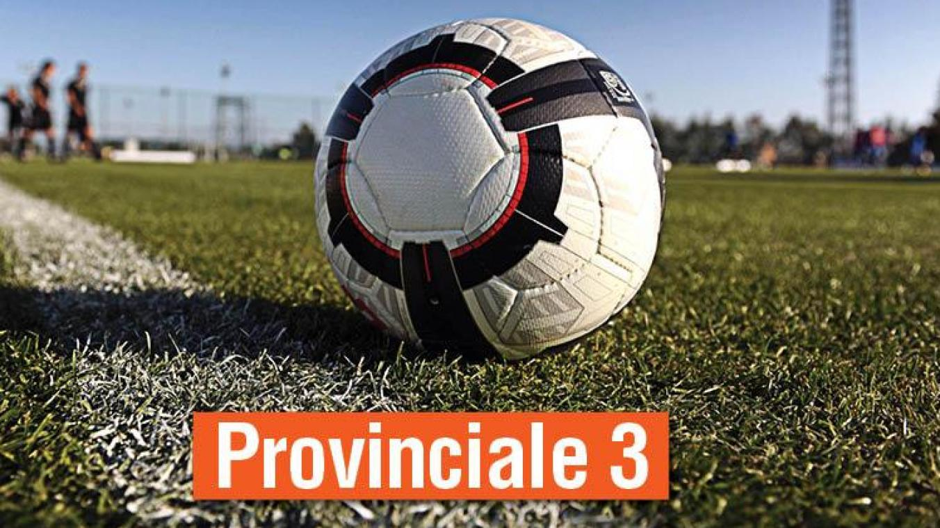 Les matches du week-end en P3