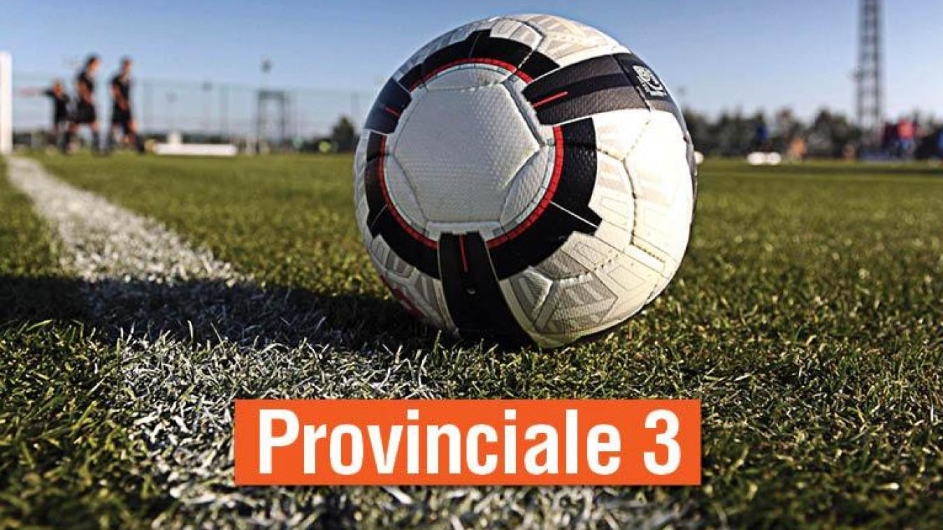 P3: les matches du week-end