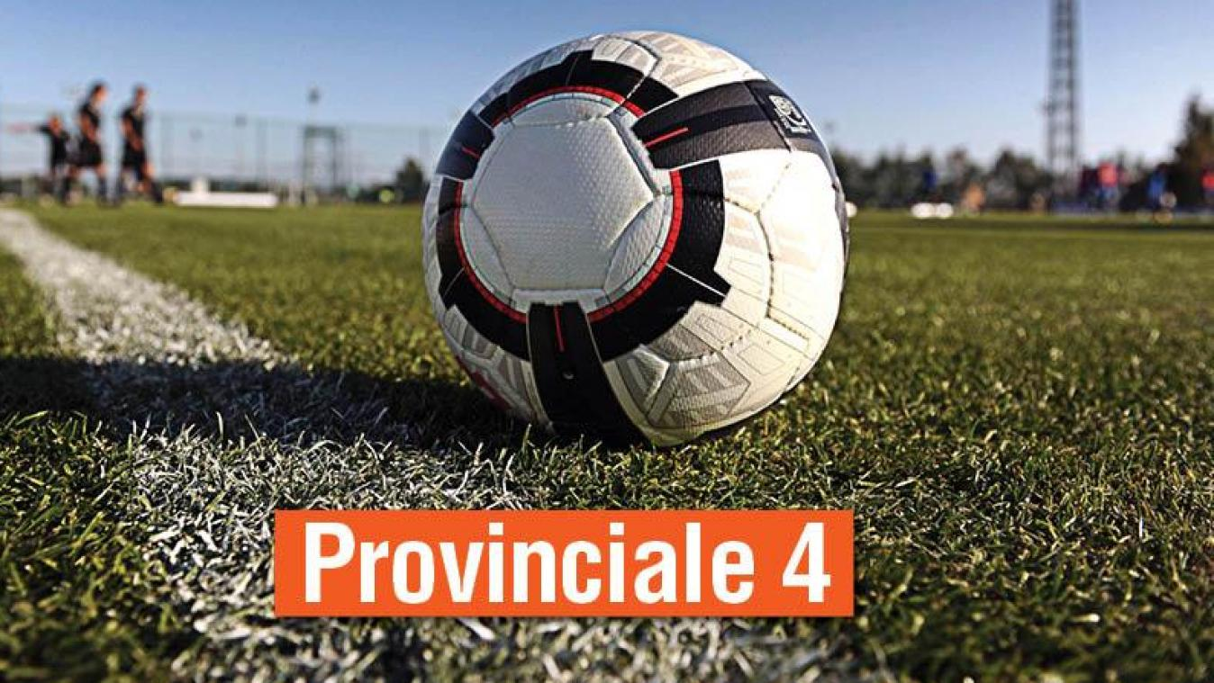 P4: les matches du week-end