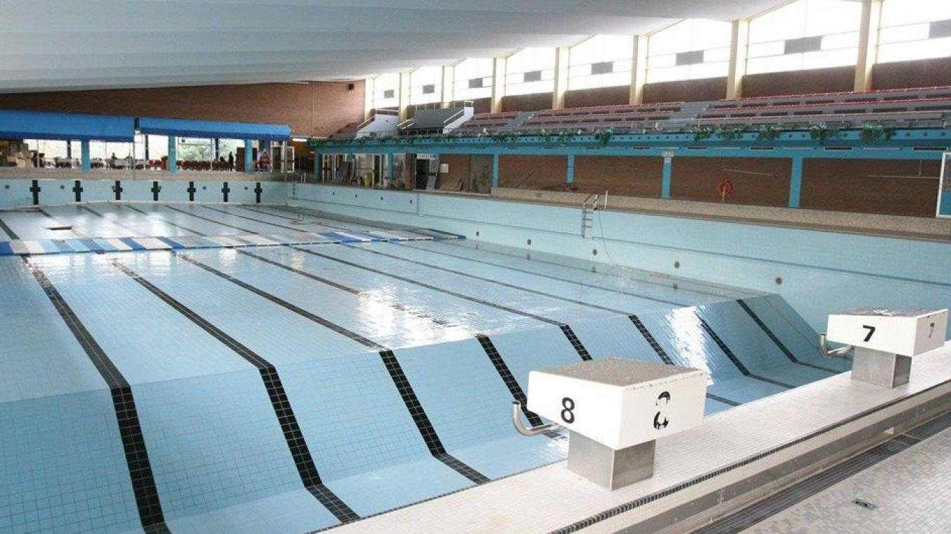 Seraing des championnats limit s pour la piscine for Piscine olympique