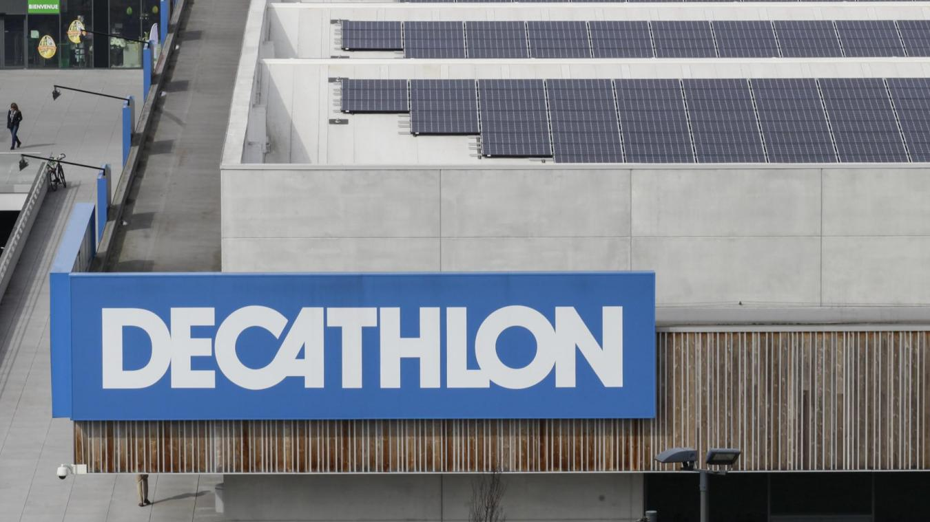 Decathlon bruxelles city 2