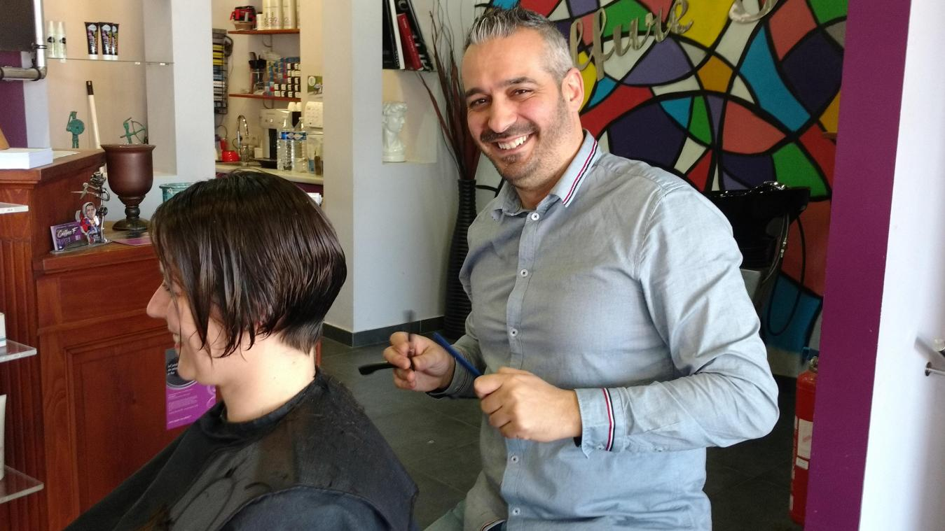 Coiffure femme huy