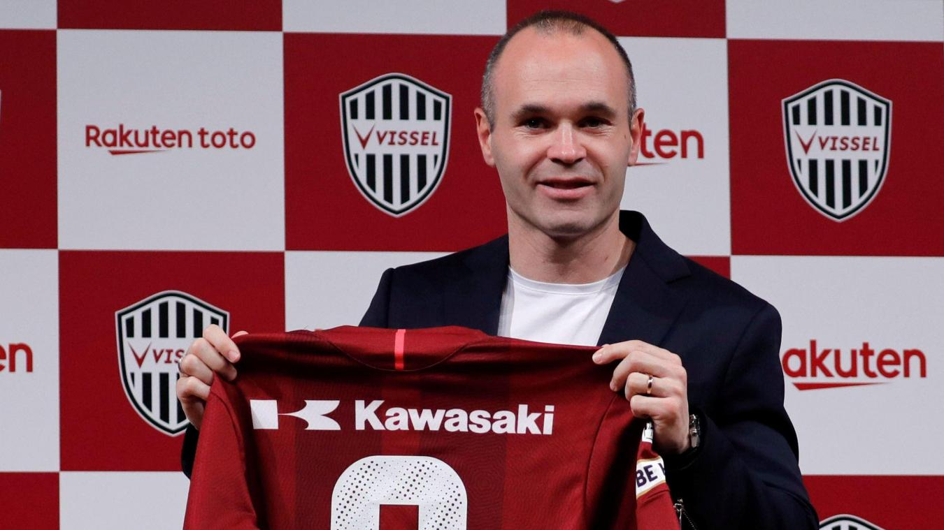 Iniesta absent, son club engage son sosie pour le remplacer