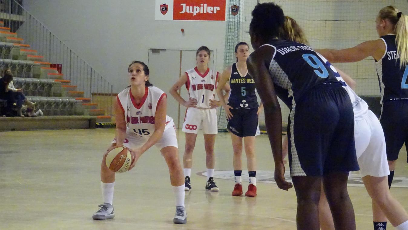 Basket la coupe d europe c est vraiment a dition digitale de charleroi - Coupe d europe basket feminin ...