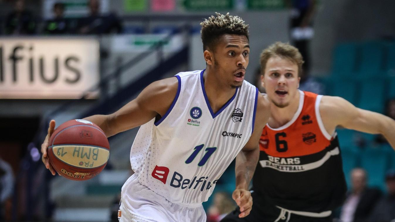 Basket mons hainaut joue sa survie en coupe d europe dition digitale de mons - Resultat coupe d europe basket ...