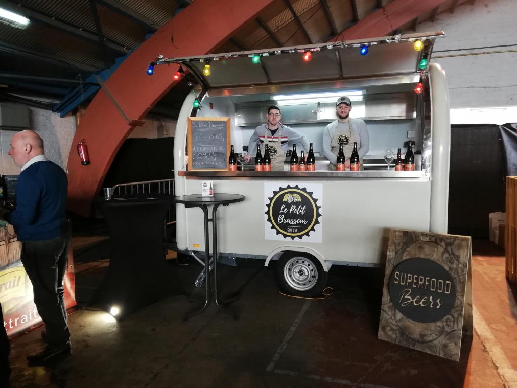 Le Beer Truck.