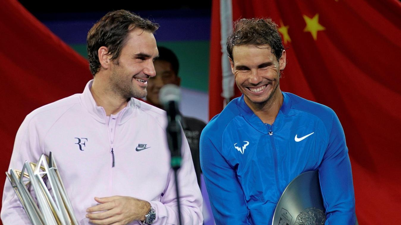 Tennis: Nadal va retrouver Federer en demi-finales à Indian Wells
