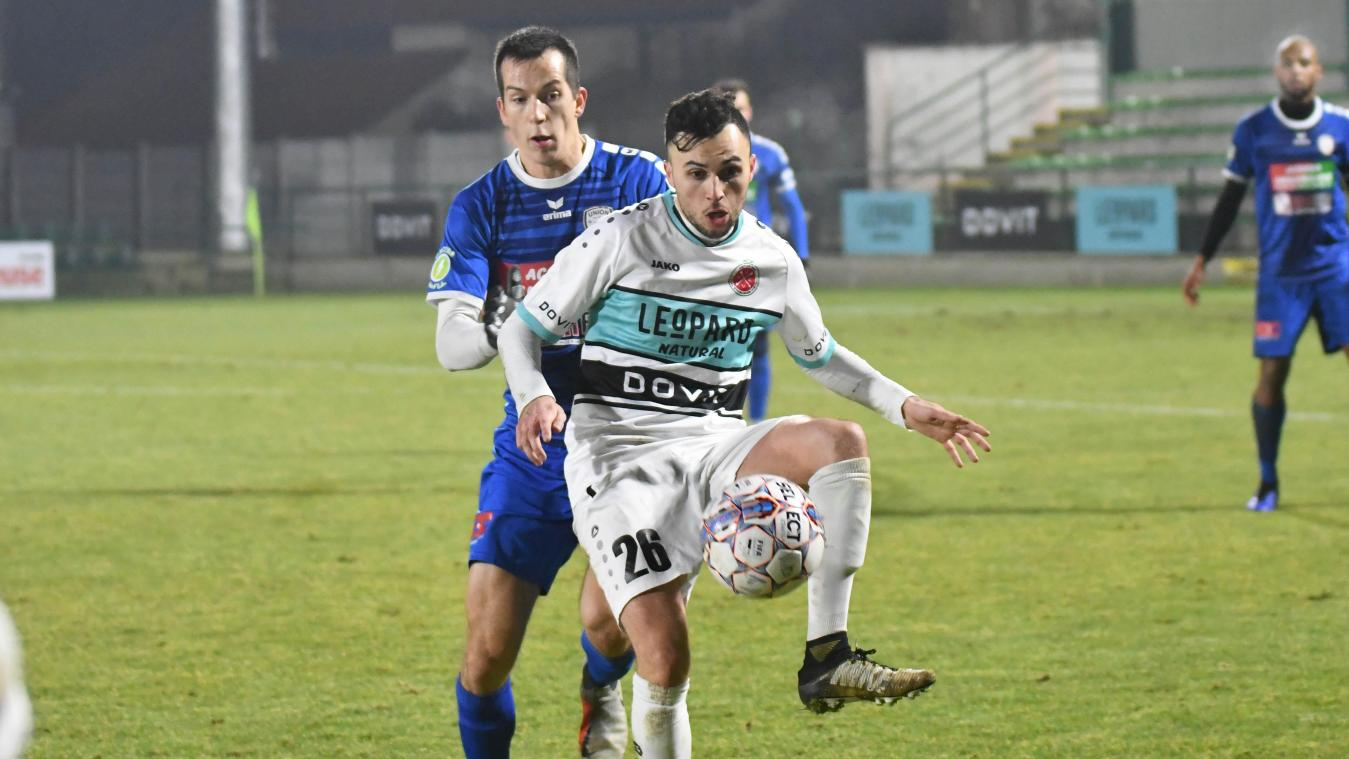 Martin Mimoun : 1 er  match, 1 er  but, 1 re  blessure.