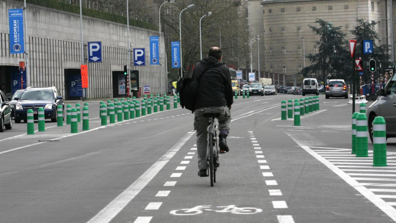 Pistes cyclables.