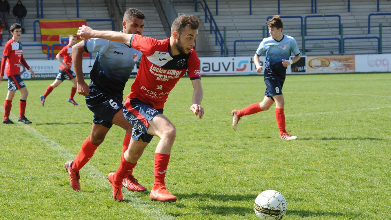 Foot (D3 Amateurs): Richelle ne va pas en évocation