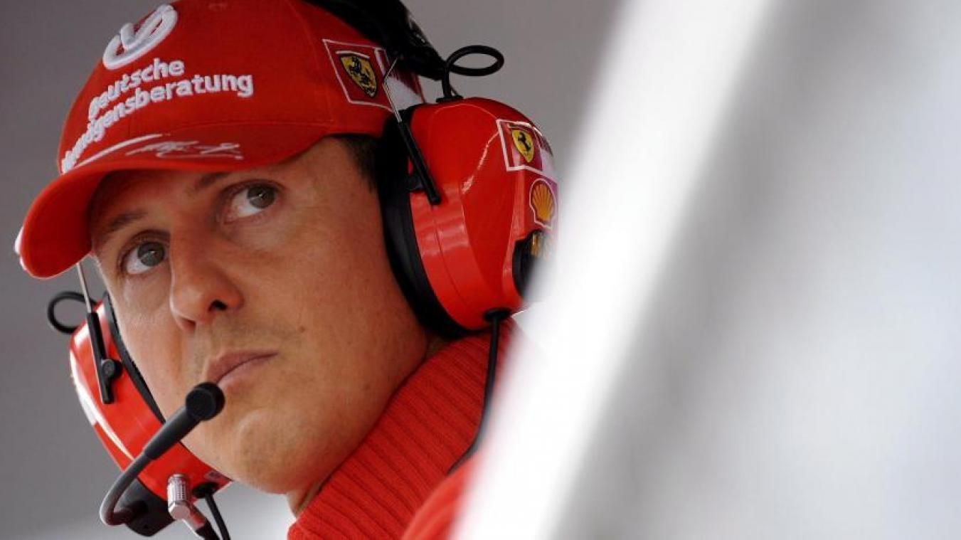 Michael Schumacher suit un traitement secret à Paris