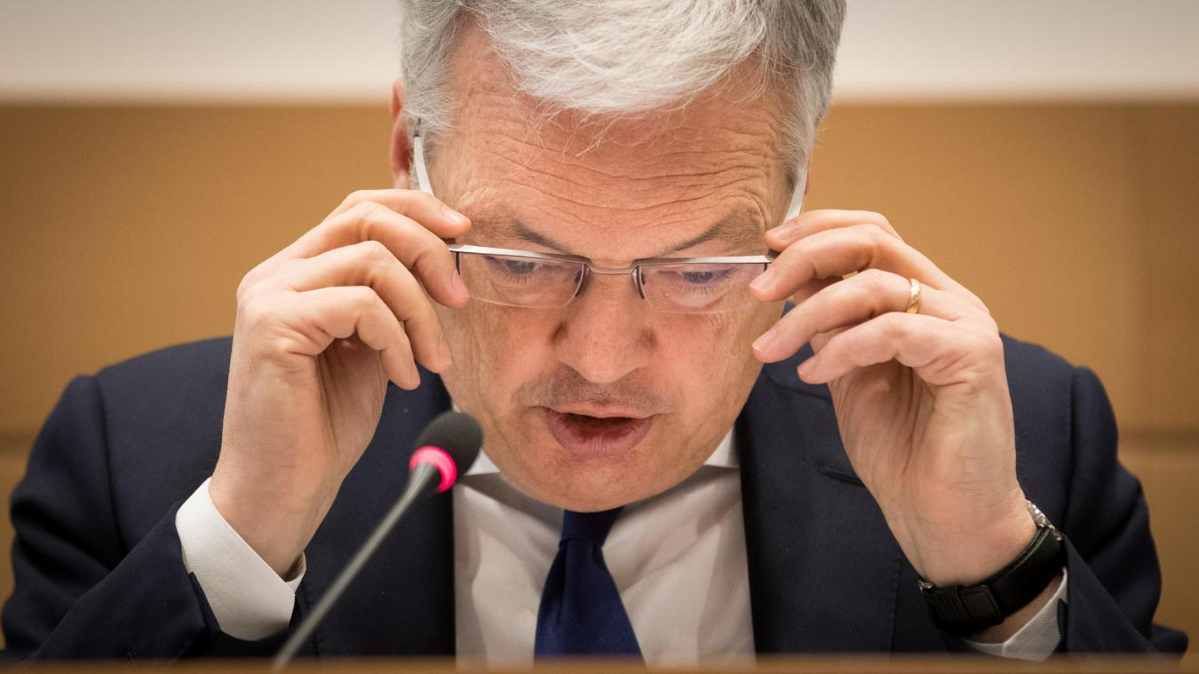 L'ex-agent secret qui accuse Didier Reynders sort de l'ombre