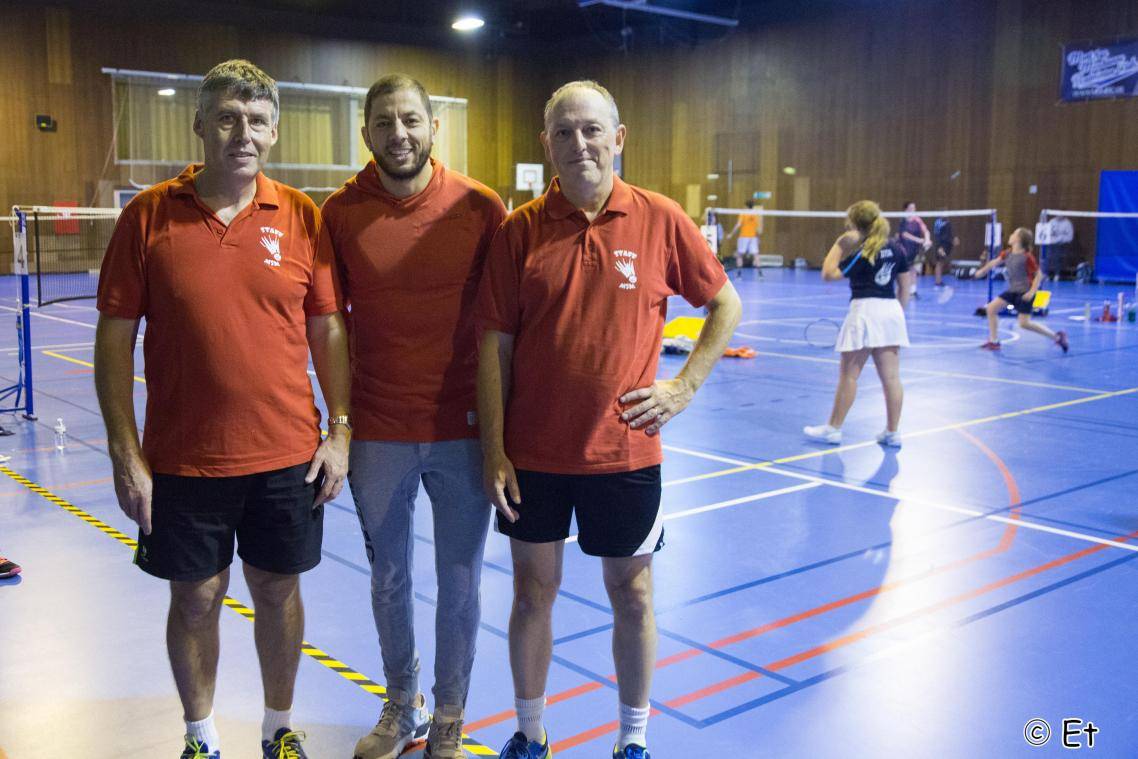 Badminton: un tournoi réussi en tous points au BC MSM! (photos)