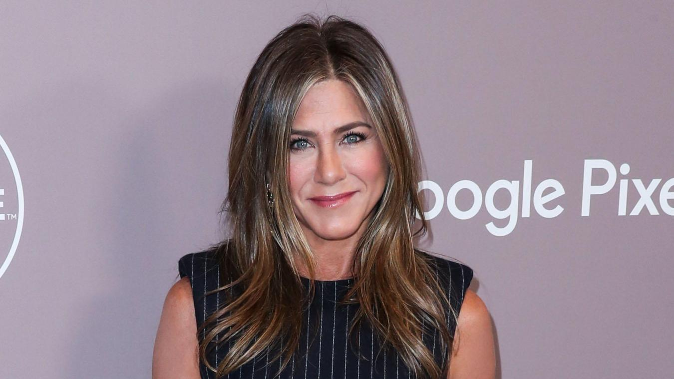 Jennifer Aniston comble de joie tous les fans de «Friends»!