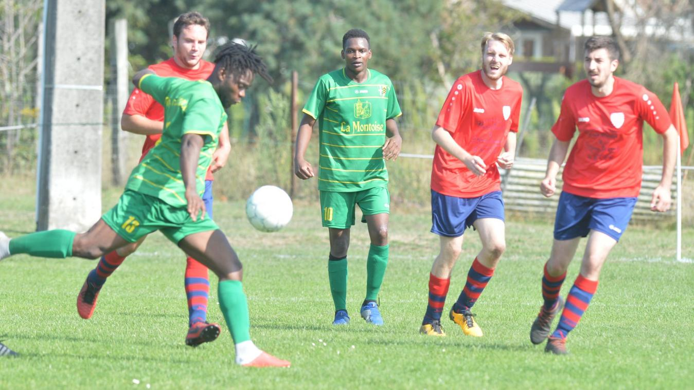 Football: programme du week-end en Provinciales