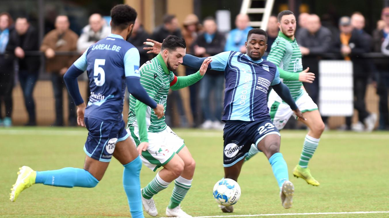 D2 amateurs: Brandon Nsingi quitte la REAL