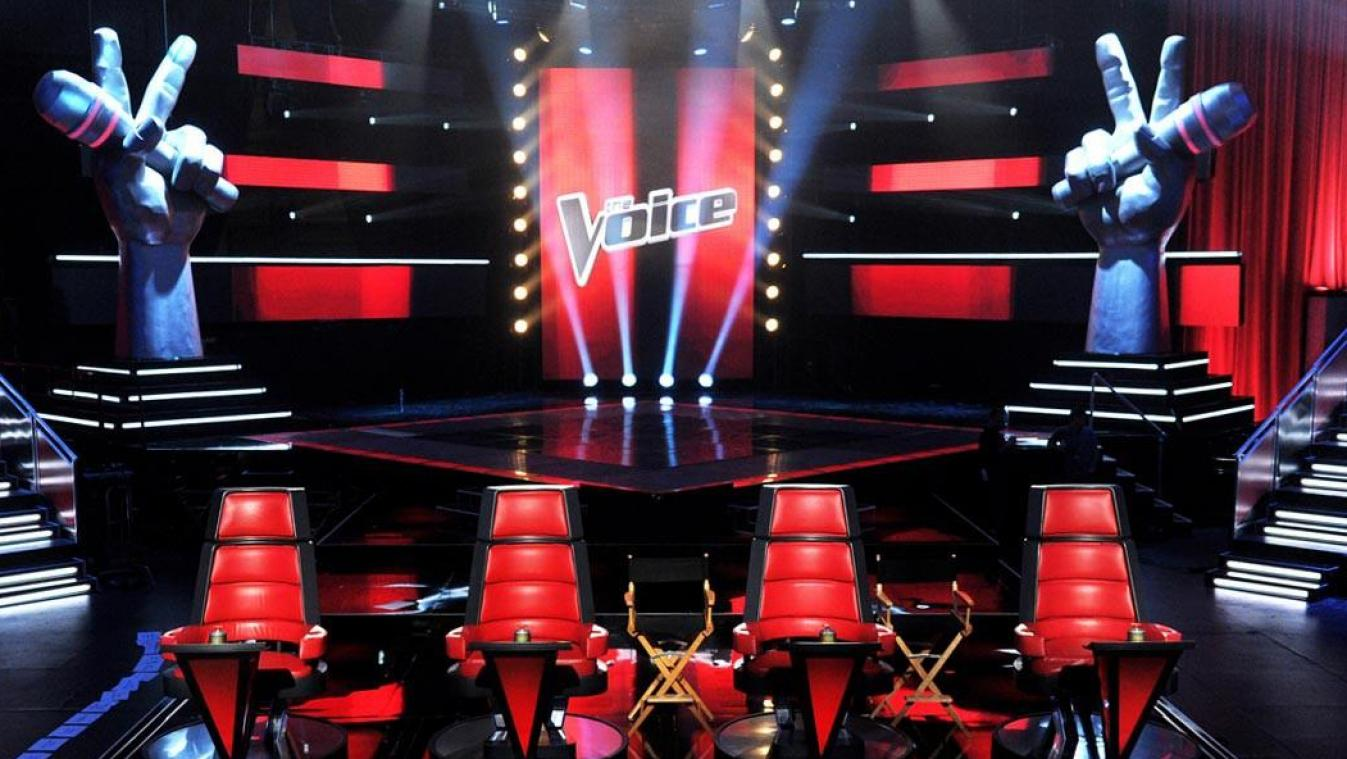 Deux coachs de The Voice of Holland en viennent aux mains