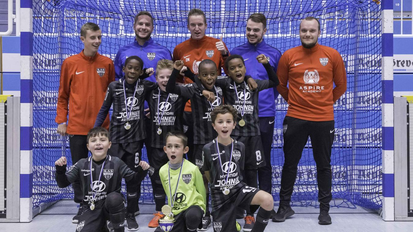 Les U9 de l'AS Eupen remportent un tournoi contre… le Bayern