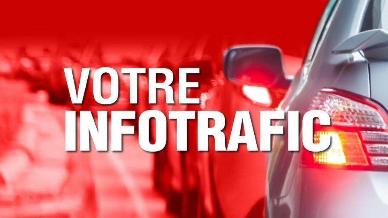 Deux accidents paralysent la E25 à Liège