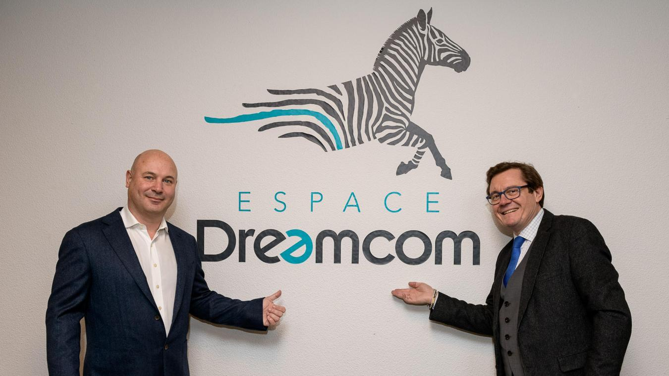 Ne dites plus business-seats mais espace Dreamcom… (photos)