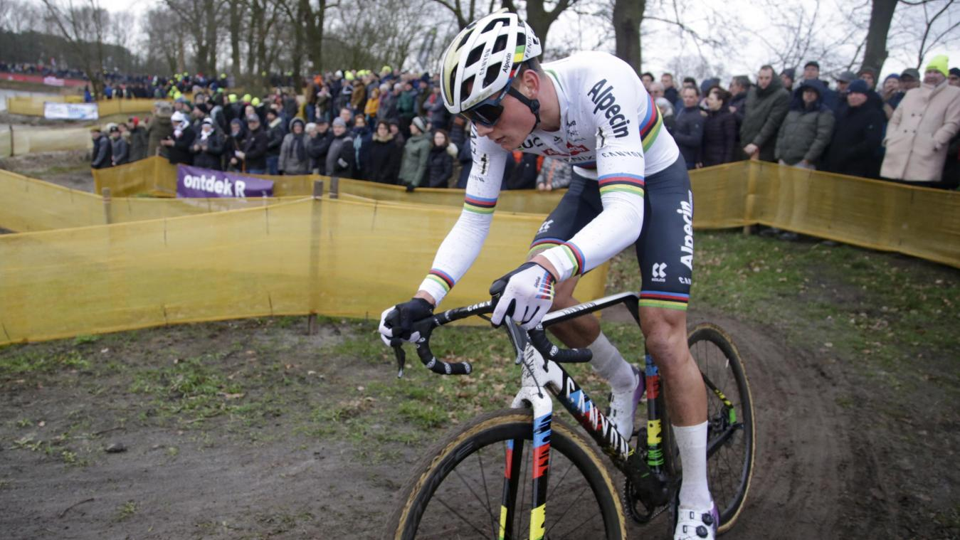 Cyclocross: Mathieu van der Poel intraitable également à Otegem