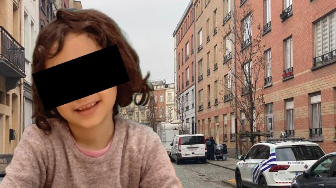 La maman de Meriam, 7 ans, morte à Molenbeek reste en détention