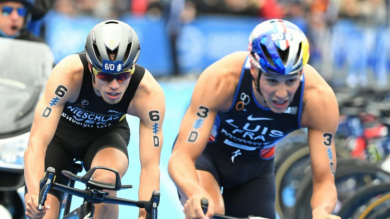 Les World Triathlon Series reportée à cause du coronavirus