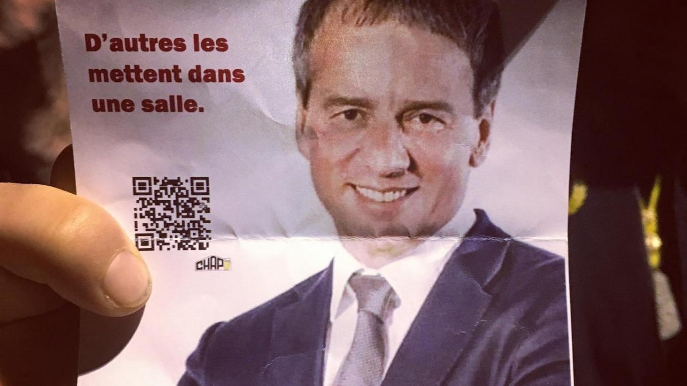 Le tract...