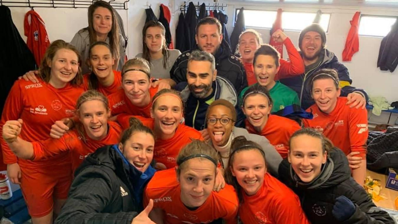 Le Femina White Star en route pour la SuperLeague !