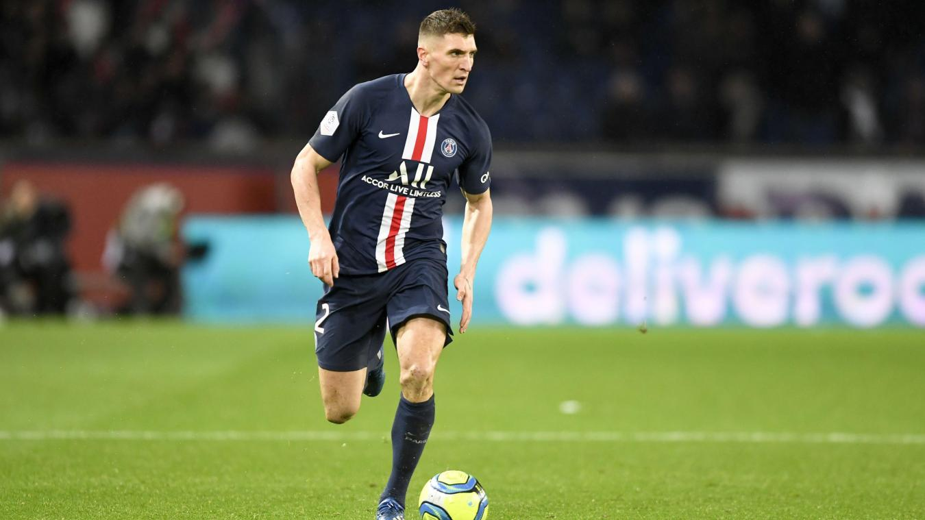 Thomas Meunier. @News