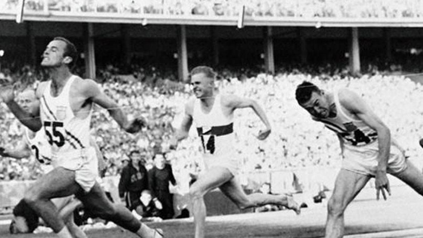 Décès de Bobby Joe Morrow, triple champion olympique en 1956