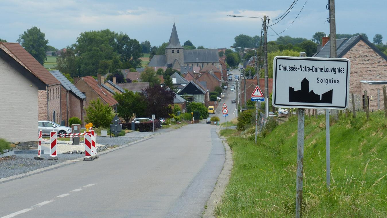 Parmi les plus beaux villages de Wallonie.