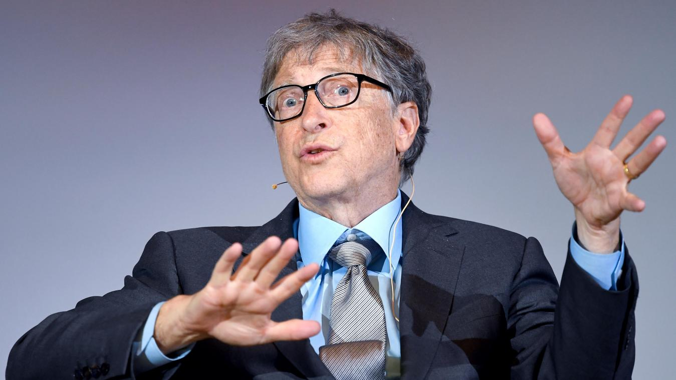 Bill Gates contre-attaque