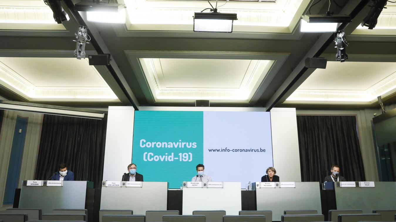Coronavirus: «On constate une augmentation significative du nombre de décès»