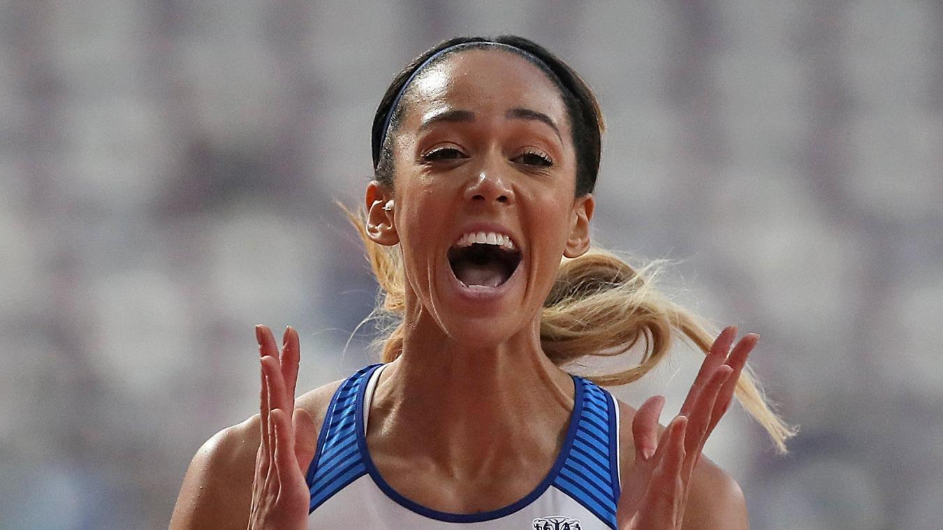 Katarina Johnson-Thompson: «J'ai gardé toute ma motivation»