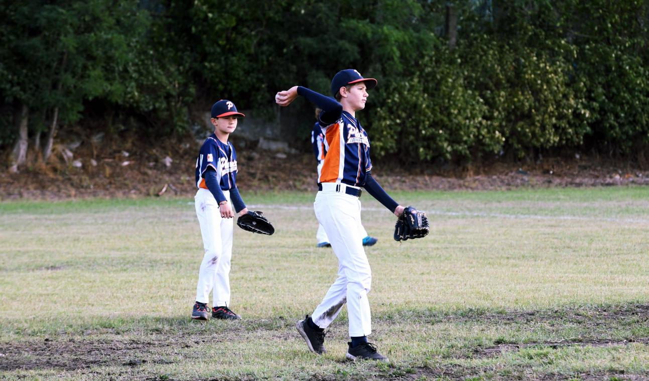 Initiation de baseball et softball réussie pour le club des Mons Athletics