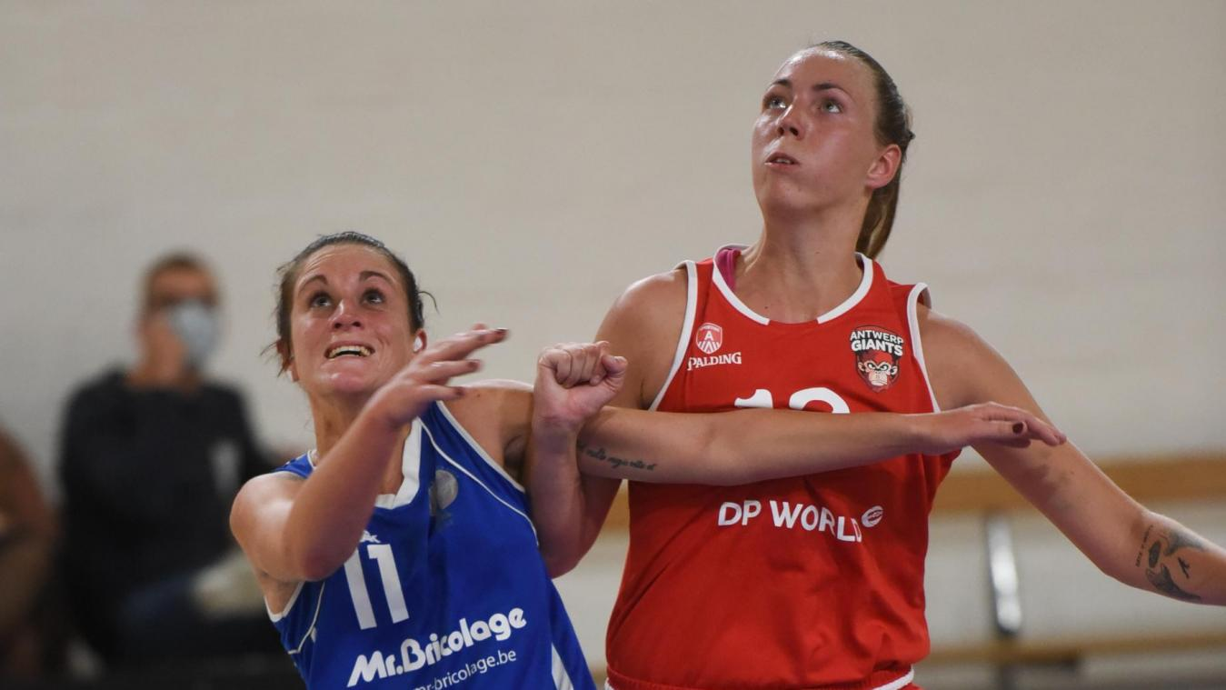 Ciney passe encore un tour en Coupe de Belgique Dames.