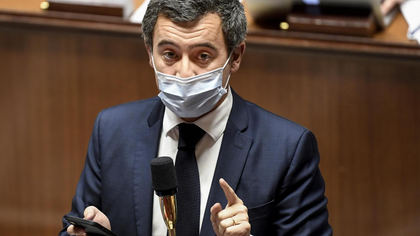 Violences des forces de l'ordre: Darmanin auditionné à l'Assemblée nationale lundi