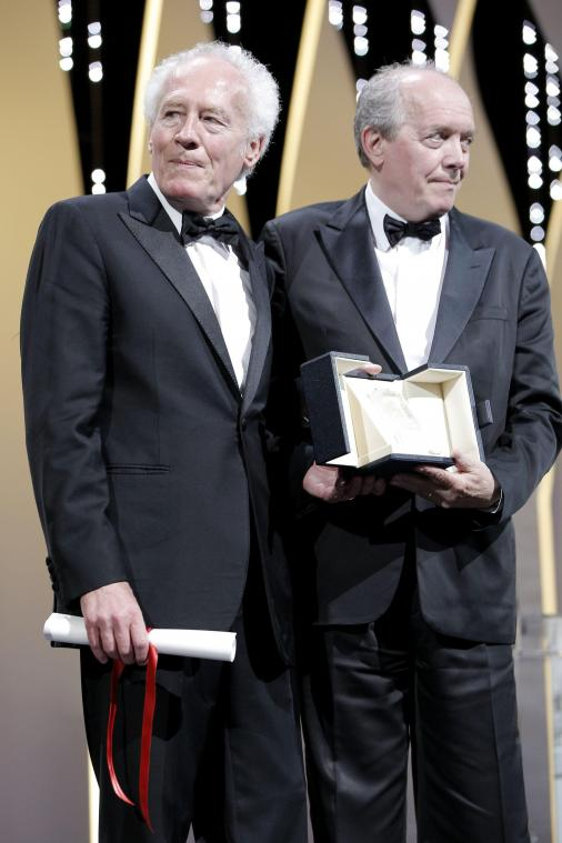 Les frères Dardenne.