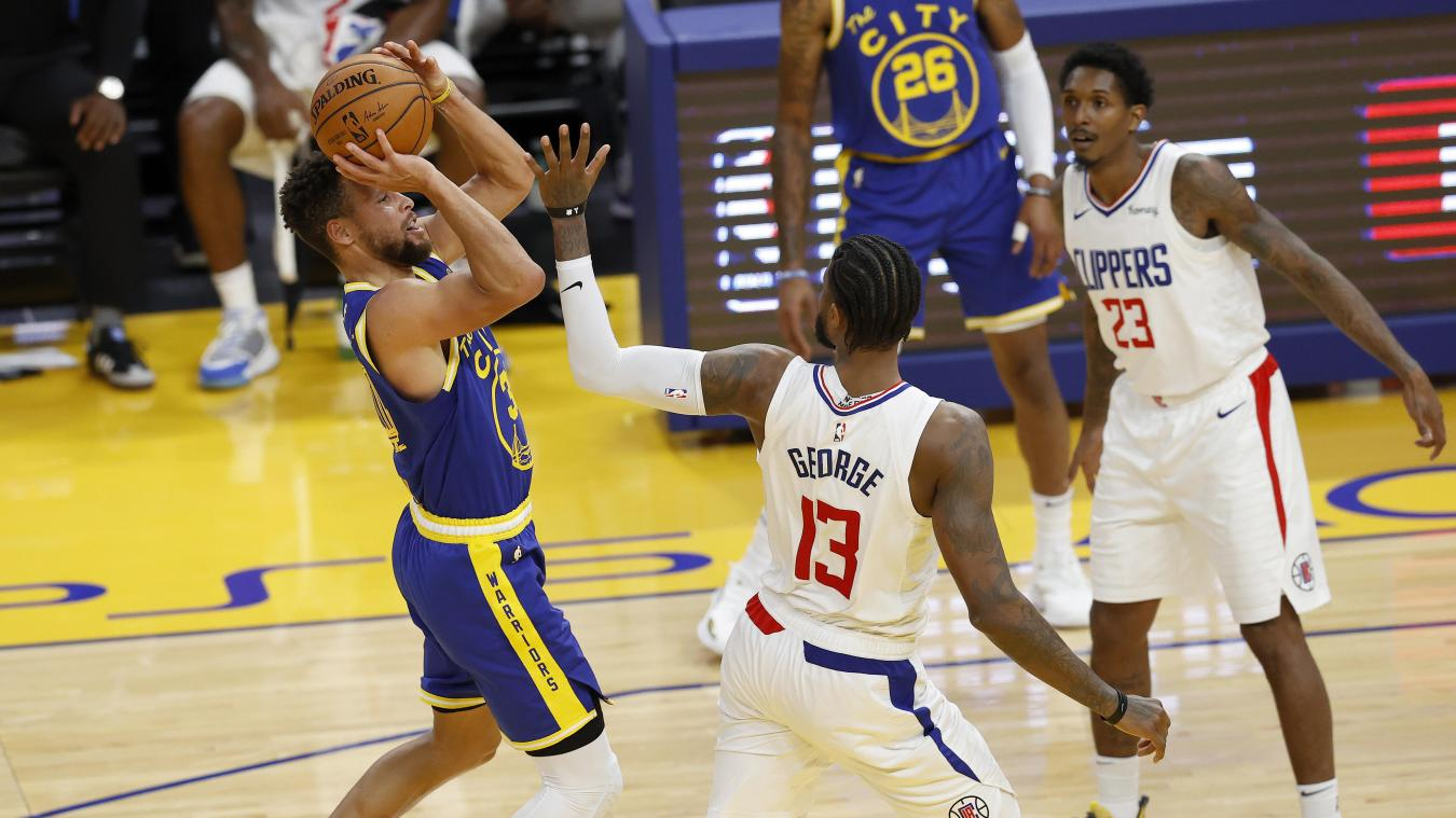 NBA: Stephen Curry et les Warriors dominent les Clippers, Milwaukee battu par Utah