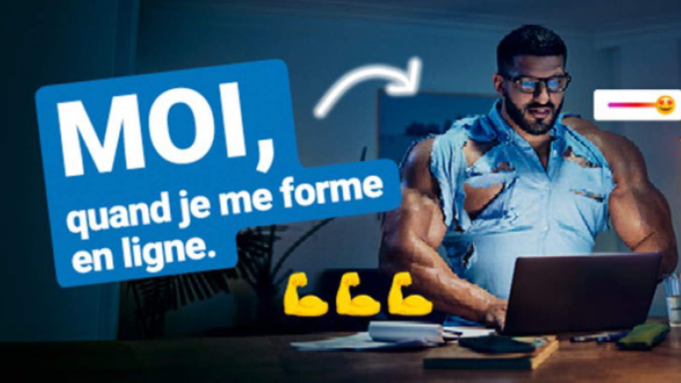 Bruxelles Formation lance sa campagne.