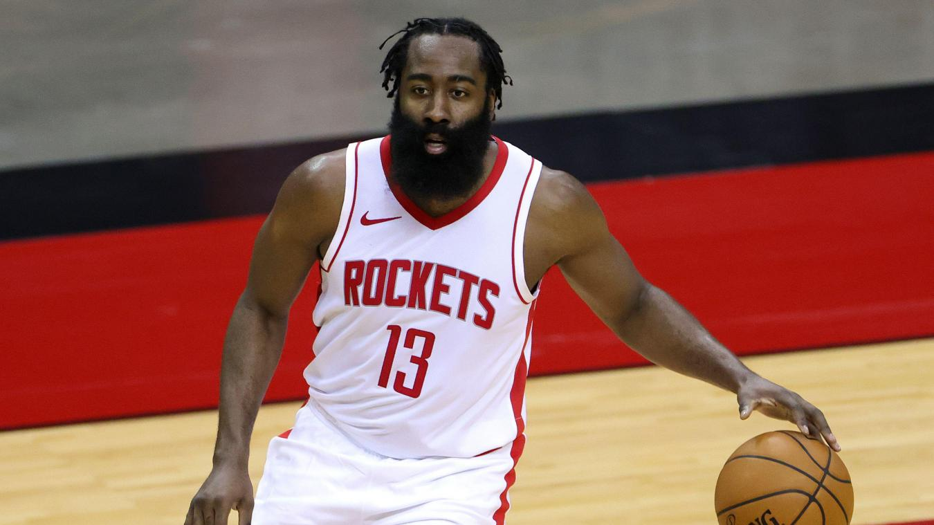 NBA: James Harden envoyé de Houston à Brooklyn dans un méga transfert