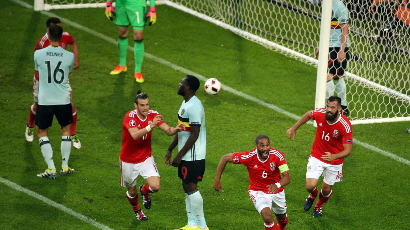 Ashley Williams, buteur contre la Belgique à l'Euro 2016, met un terme à sa carrière