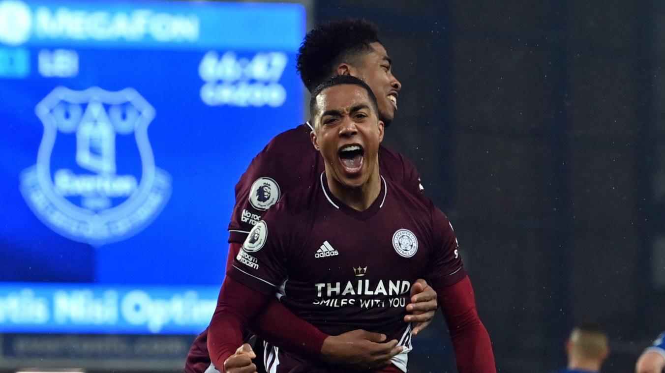 Premier League: Leicester arrache un point à Everton, Tielemans buteur (1-1, vidéo)